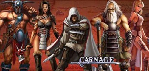 Играть в игру Carnage