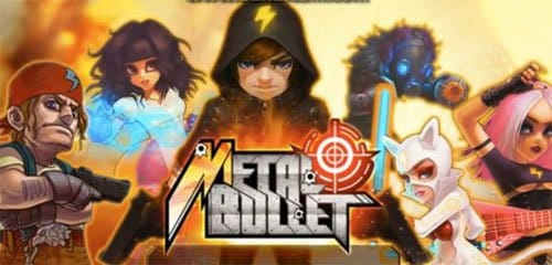 Играть в игру Metal Bullet
