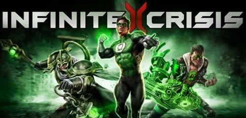 Играть в игру Infinite Crisis