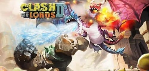 Clash of Lords 2: ����� ������