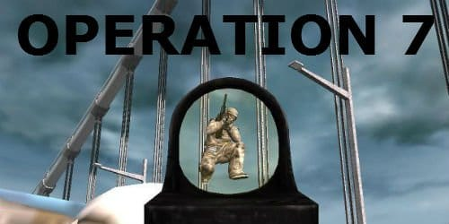 Играть в игру Operation 7