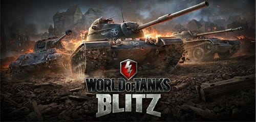 Играть в игру World of Tanks для Android
