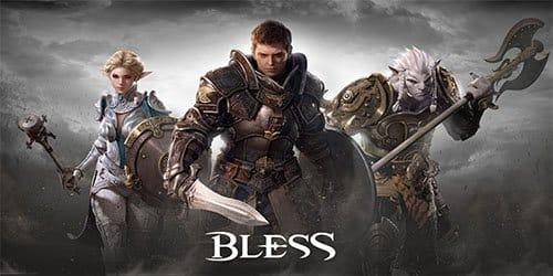 Играть в игру Bless Online