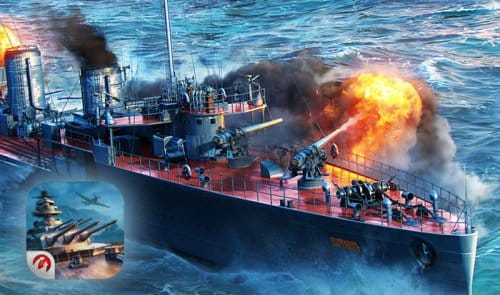 World of Warships Blitz на [iOS]
