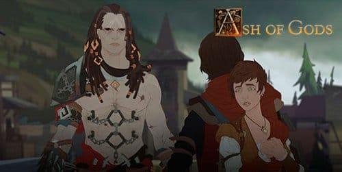 Играть в игру Ash of Gods
