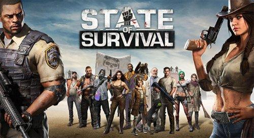 Играть в игру State of Survival