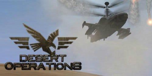 Играть в игру Desert operations