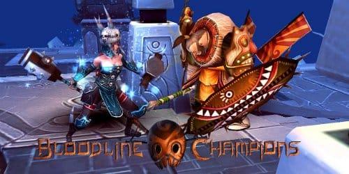 Играть в игру Bloodline Champions