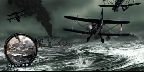 Играть в игру Navy Field