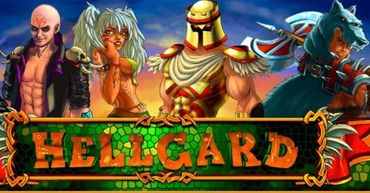 Играть в игру Hellgard