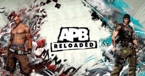 Играть в игру APB reloaded