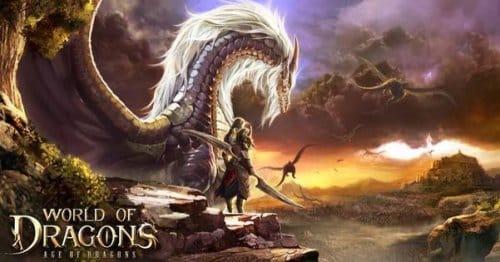 Играть в игру World of Dragons
