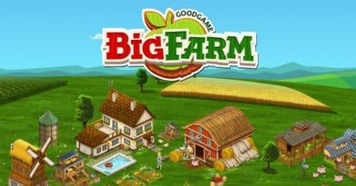 Играть в игру Big Farm