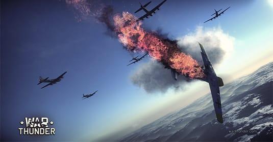 Играть в игру War Thunder online