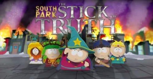 Играть в игру Южный Парк онлайн