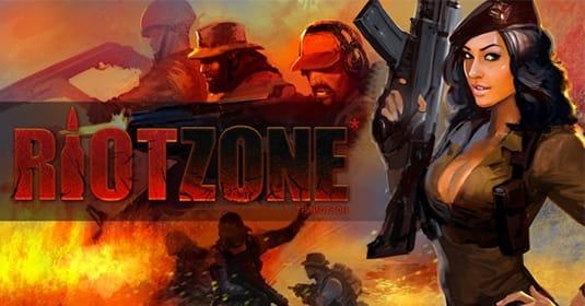 Играть в игру RiotZone