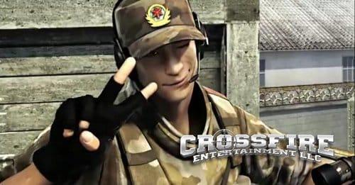 Играть в игру Crossfire