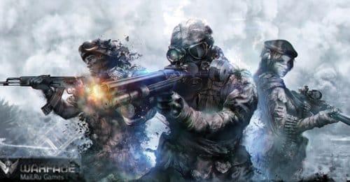 Играть в игру Warface