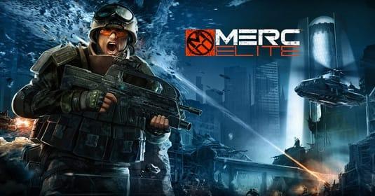 Играть в игру Merc Elite