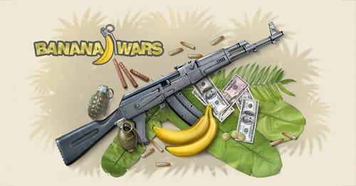 Играть в игру Banana Wars (Банановые войны)