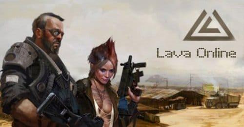 Играть в игру Lava Online