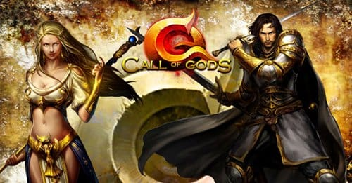Играть в игру Call of Gods: Легенда о драконе