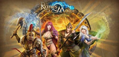 Играть в игру Runes of Magic