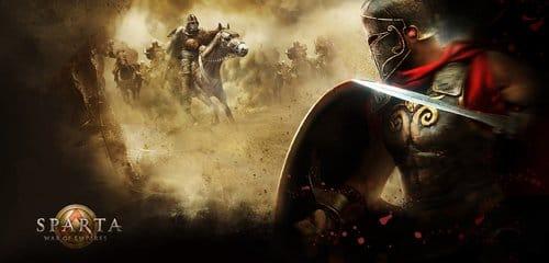 Играть в игру Спарта: Война империй