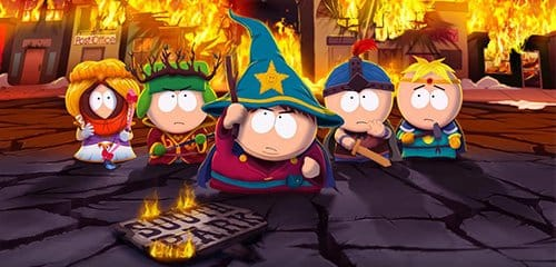 Играть в игру South Park The Stick of Truth
