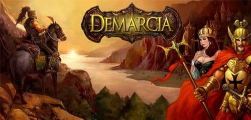 Играть в игру Demarcia