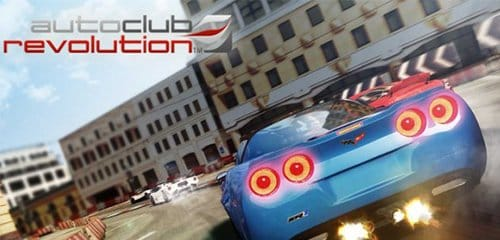 Играть в игру Auto Club Revolution