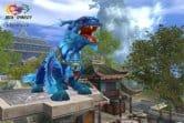 Удивительный дракон