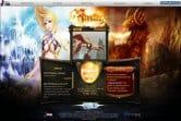 Сайт игры