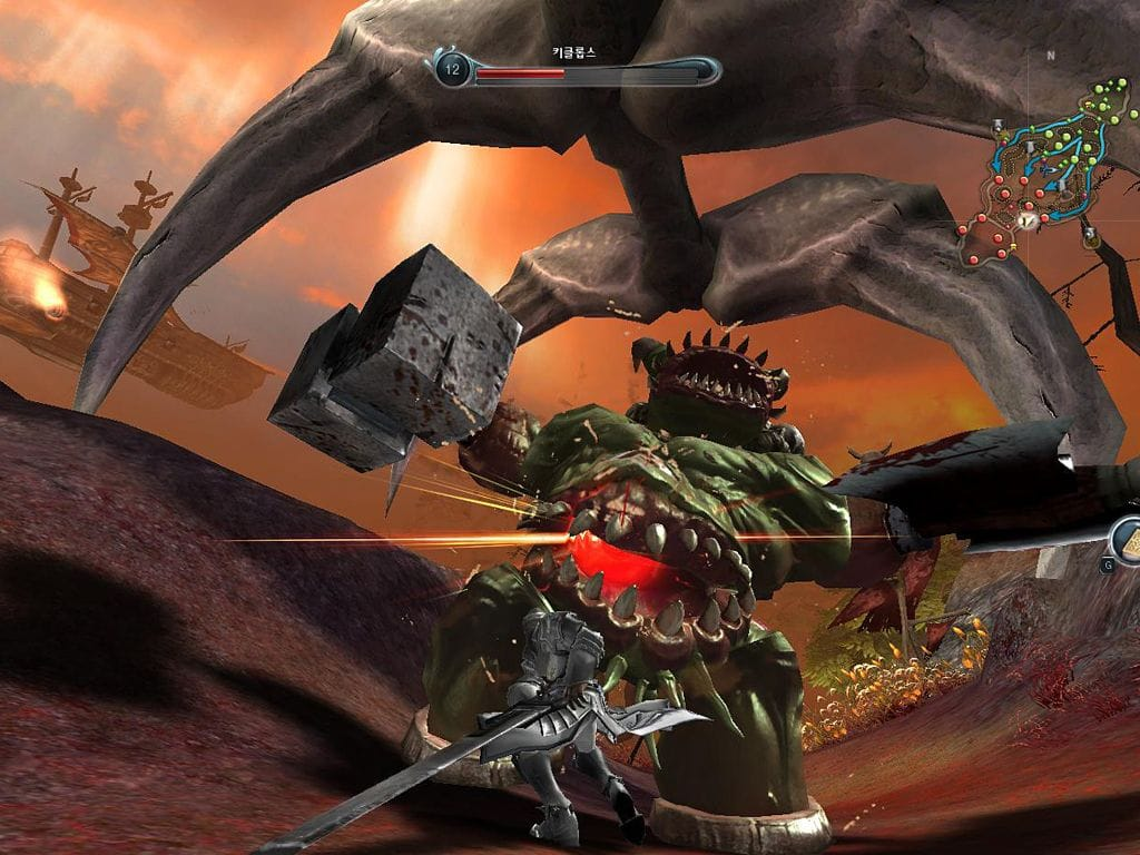 Land of chaos online is one of a large number of games thats close to being a full mmorpg but isnt quite there