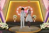 В игре можно сыграть свадьбу