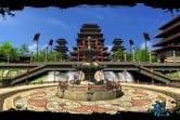 Центральная площадь храма