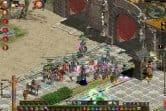 Сбор у ворот замка