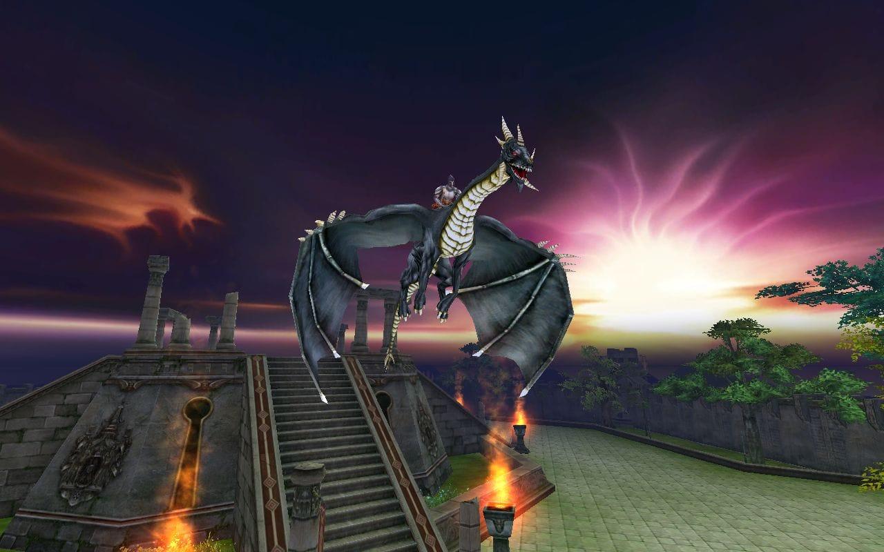 Повелители драконов онлайн игра