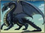 Дракон синей династии