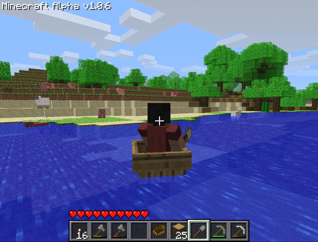 Как играть в Minecraft по сети через Hamachi - Всё для ...