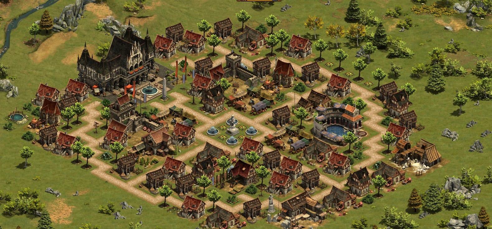 Forge Of Empires Stadt Verteidigen