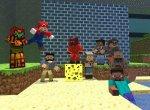 Известные персонажи в Minecraft