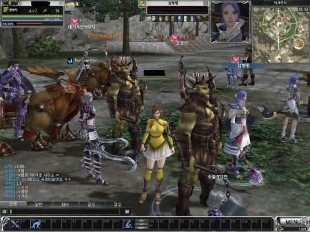 Разнообразие игровых персонажей