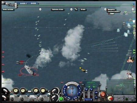 Морской бой грандиозного масщтаба