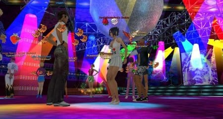 Игра для девочек Аватарика знает, что танцы любят практически все. Тем более, те, кто хочет стать королем танцпола