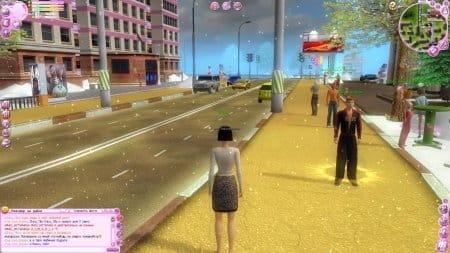На улицах мегаполиса Аватарика