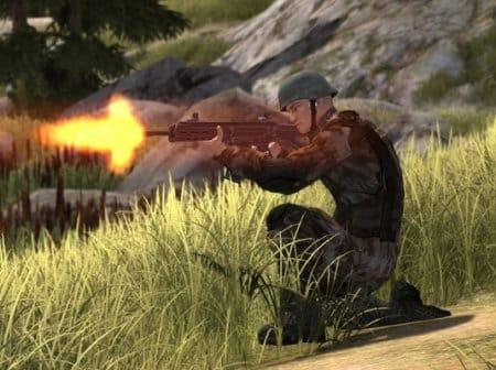 Сражения в игре в онлайн-игре Affected Zone