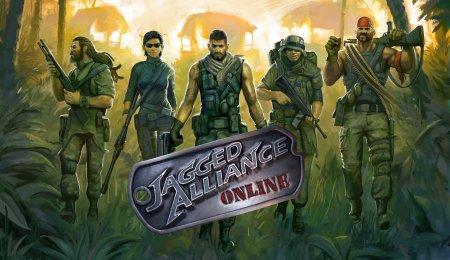 Браузерная игра Jagged Alliance