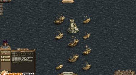 Стройте свой флот и совершайте торговлю