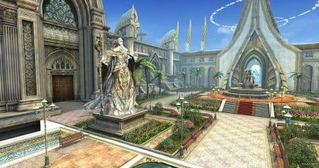 Основная локация — Асгард